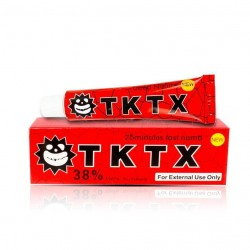 TKTX ROOD / RED